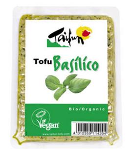 Tofu-Basilikum