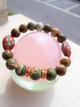 bracelet ryolite haute protections