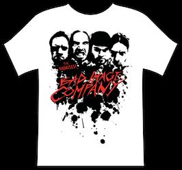 """BIC Shirt """"The Badasses"""""""