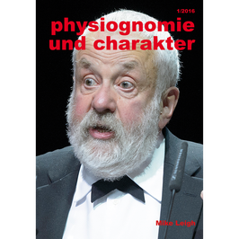 Physiognomie und Charakter 1/2016