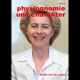 Physiognomie und Charakter 4/2015