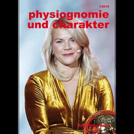 Physiognomie und Charakter 1/2019