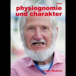 Physiognomie und Charakter 3/2016