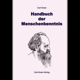 Carl Huter: Handbuch der Menschenkenntnis