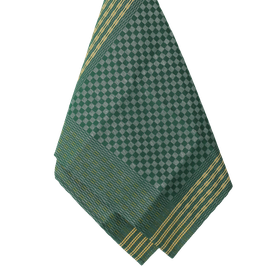 Grubentuch - grün