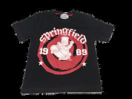 "T-Shirt ""The Simpsons"" (schwarz oder grau)"