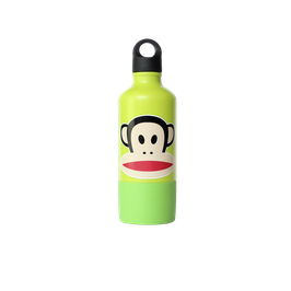 "Paul Frank ""Drinking Bottle with Cup"" - Trinkflasche mit Verschluss"