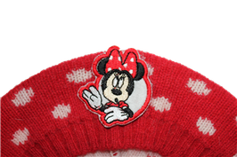 "Disney's Kinder Beret ""Minnie Mouse"""