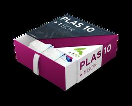 Plasmatuch 10 Stück + 1 Stk. Gratis