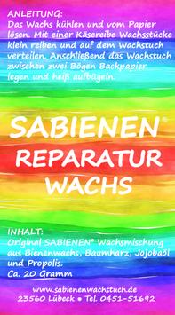 SABIENEN REPARATUR WACHS