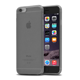 "A&S CASE für iPhone 6/6s Plus (5.5"") - Stone Grey"