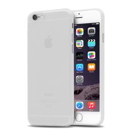 A&S CASE für iPhone 6/6s, Arktisweiß, 0.35mm