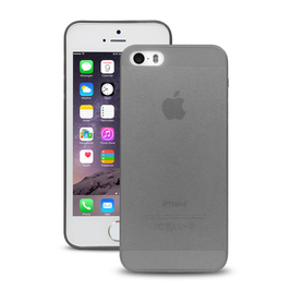"A&S CASE für iPhone 5s/SE (4.0"") - Stone Grey"