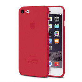 "A&S CASE für iPhone 7 (4.7"") - Poppy Red"