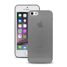A&S CASE für iPhone 5s/SE, Grau, 0.35mm