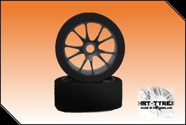 GT Reifen - Paar Carbon