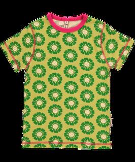 Maxomorra T-Shirt  Calendula grün