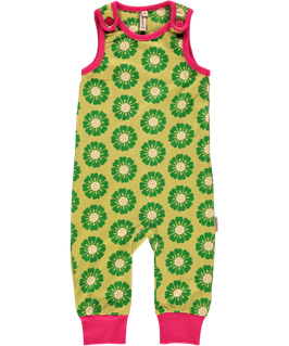 Maxomorra Playsuit Calendula grün