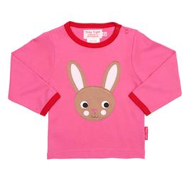 Toby tiger LA Shirt Hase pink