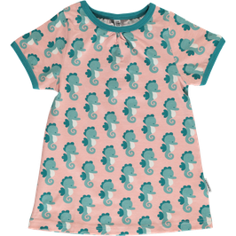 Maxomorra T-Shirt  A-Linie Seepferd