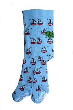 Slugs & Snails Strumpfhose Segelboote