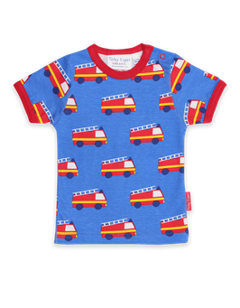 Toby tiger KA Shirt Feuerwehr print