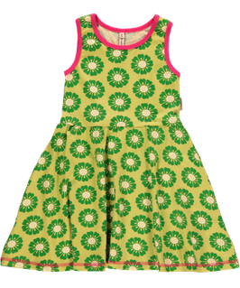Maxomorra Kleid Calendula grün