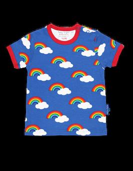 Toby tiger KA Shirt Regenbogen print
