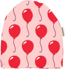 Maxomorra Mütze Balloon rosa/rot