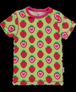 Maxomorra T-Shirt  Erdbeere