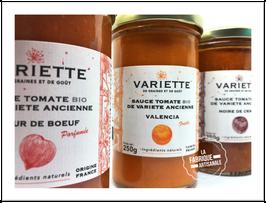 Sauces tomates anciennes BIO