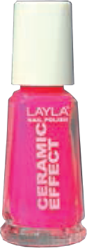 Layla Ceramic Effect 110 Dark Pink Fluo