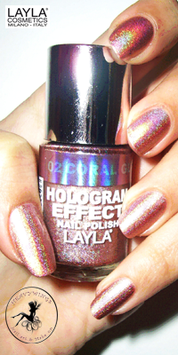 Layla Hologram Effect 02 coral glam