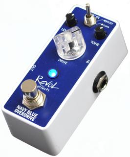 新品 RevoL NAVY BLUE OVERDRIVE EOD-01