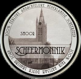 1 Rasierseife Scheermoonik 75 g Smoor (Shavemaster Favorit!!)