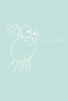 Juno, die artige Fliege