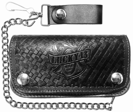 The Old Time Wallet, Black