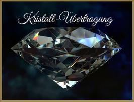 Kristallübertragung zur Karma-Auflösung