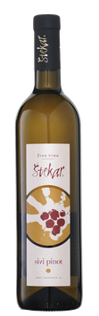 "Pinot Gris  ""Orange Wine"" - Weingut Vina Stekar Kojsko/Goriska Brda Slowenien"