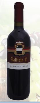 Carbernet Franc - Weingut Battista 2 - Latisana, Italien