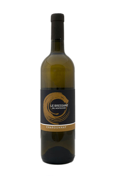 Le Bressane Chardonnay - Weingut Tenuta Monteccio/Colico Lombardei Italien