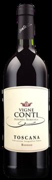 Vinca Rosso - Weingut Vigne Conti - Carrara Toscana/Italien
