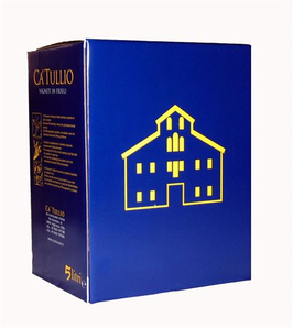 Merlot Bag in Box 5 l - Ca'Tullio Aquileia/Friaul Italien