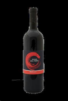 Rosso del Forte Merlot - Weingut Tenuta Montecchio/Colico Lombardei Italien
