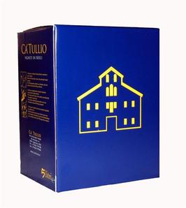 Chardonnay Bag in Box 5 l - Ca'Tullio Aquileia/Friaul Italien