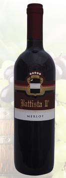Merlot - Weingut Battista 2 - Latisana, Italien