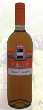 Verduzzo - Weingut Battista 2 - Latisana Italien (750ml)