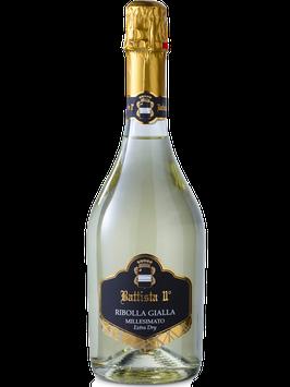 Ribolla Gialla Extra Dry - Weingut Battista 2 - Latisana Italien (750ml)