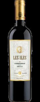 Les Iles Chardonnay Barrique - Weingut Isola Augusta - Palazzolo dello Stella Friaul/Italien