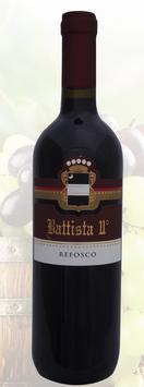 Refosco - Weingut Battista 2 - Latisana, Italien